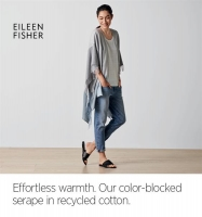 Eileen Fisher - design with purpose.
