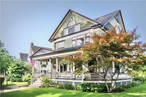Beautiful Victorian home with wrap around porch