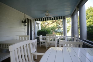 Southern Facing Screen Porch