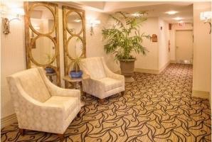 Packwood House Lobby Sitting Area