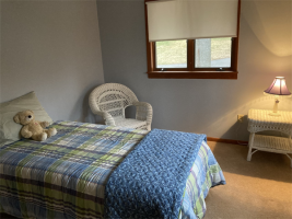 A total of 4 spacious bedrooms