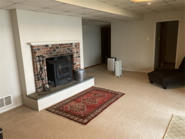 Finished, walk-out basement with very large rec room, 4th bedroom and full bath