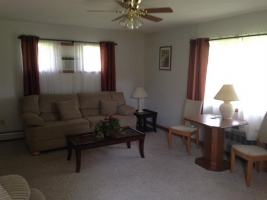 One bedroom furnished apartment (based on availability)